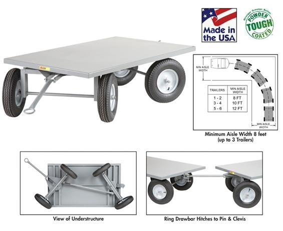 TRACKING TRAILER